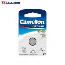 Camelion Lithium Button Cells - CR1620 1x | باطری سکه ای