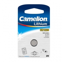 Camelion Lithium Button Cells - CR1220 1x | باطری سکه ای