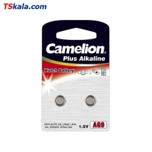 Camelion Button Cells - 394|AG9|LR45 2x | باطری ساعت