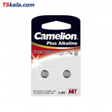 Camelion Button Cells - 399|AG7|LR57 2x | باطری ساعت