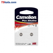Camelion Button Cells - 393|AG5|LR48 2x | باطری ساعت