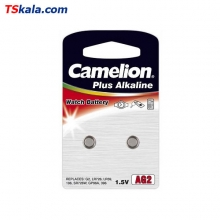 Camelion Button Cells - 397|AG2|LR59 2x | باطری ساعت