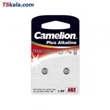 Camelion 397|LR59 Alkaline Battery 2x | باطری ساعت کملیون