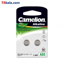 Camelion Button Cells - 379|AG0|LR63 2x | باطری ساعت