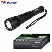 Camelion RT399 Rechargeable LED Flashlight | چراغ قوه کملیون