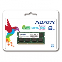 ADATA DDR3L 1600 SO-DIMM Notebook RAM – 8GB | رم لپ تاپ ای دیتا