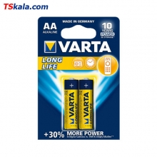 VARTA LR6|AA LONG LIFE Alkaline Battery 2x | باطری قلم