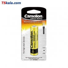 Camelion Lithium Rechageable Battery 2600mAh - ICR18650 1x | باطری قابل شارژ