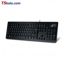 Genius SlimStar 130 Wired Keyboard