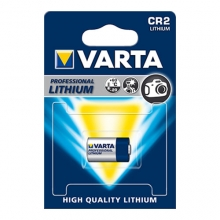 VARTA PHOTO LITHIUM Battery – CR2