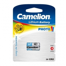 Camelion PHOTO LITHIUM Battery – CR2