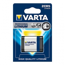 VARTA 2CR5 PHOTO LITHIUM Battery 1x | باطری فوتو لیتیوم
