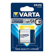 VARTA PHOTO LITHIUM Battery – CR-P2  1x | باطری فوتو لیتیوم