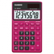 CASIO SL-300NC-BRD Practical Calculator