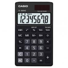 CASIO SL-300NC-BK Practical Calculator