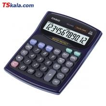 CASIO WD-220MS-BU Calculator | ماشین حساب رومیزی کاسیو