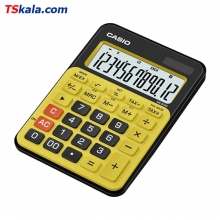CASIO MS-20NC-BU Calculator | ماشین حساب رومیزی کاسیو