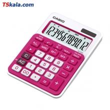 CASIO MS-20NC-RD Calculator | ماشین حساب رومیزی کاسیو