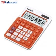 CASIO MS-20NC-RG Calculator | ماشین حساب رومیزی کاسیو