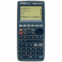 CASIO ALGEBRA-FX2PLUS Graphic Scientific Calculator