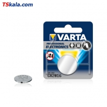 Varta Lithium Button Cell – CR2016 1x | باطری سکه ای