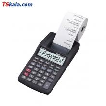 CASIO HR-8TM-BK Printing Calculator | ماشین حساب چاپگر رومیزی کاسیو