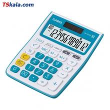 CASIO MJ-12VCb-BU Calculator | ماشین حساب رومیزی کاسیو