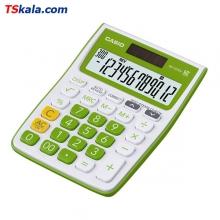 CASIO MJ-12VCb-GN Calculator | ماشین حساب رومیزی کاسیو