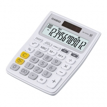 CASIO MJ-12VCb-WE Check | Practical Calculator