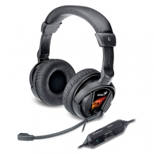 Genius HS-G500V Vibration Gaming Headset | هدست گیمینگ جنیوس