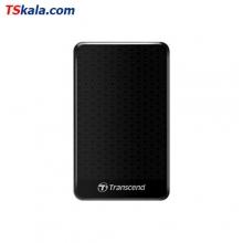 Transcend StoreJet 25A3K External Hard Drive - 1TB