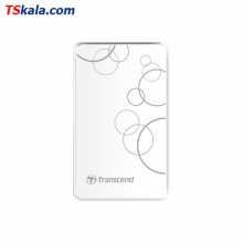 Transcend StoreJet 25A3W External Hard Drive - 1TB | هارد دیسک اکسترنال ترنسند