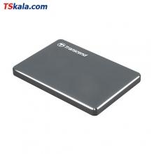 Transcend StoreJet 25C3N External Hard Drive - 1TB | هارد دیسک اکسترنال ترنسند