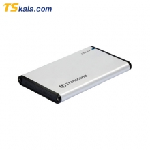 Transcend StoreJet 25S3 SSD/HDD Enclosure Kit | قاب اکسترنال ترنسند