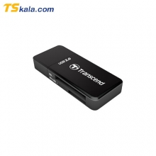 کارت خوان ترنسند Transcend RDP5K USB 2.0 Card Reader