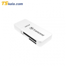 Transcend RDP5W USB 2.0 Card Reader