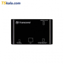 Transcend RDP8K USB 2.0 Card Reader