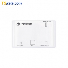 Transcend RDP8W USB 2.0 Card Reader