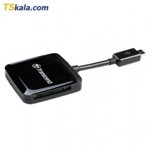 کارت خوان ترنسند Transcend RDP9K OTG Smart Card Reader