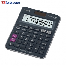 CASIO MJ-120D Plus-BU Calculator | ماشین حساب رومیزی کاسیو