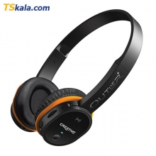 Creative Outlier-BK On-ear Bluetooth Headphones | هدست بلوتوثی کریتیو