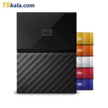 WD MY PASSPORT External Hard Drive - 2TB