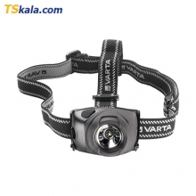 VARTA 1 Watt LED Indestructible Head Light 3AAA