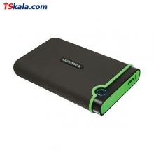 Transcend StoreJet 25M3 External Hard Drive - 2TB | هارد دیسک اکسترنال ترنسند