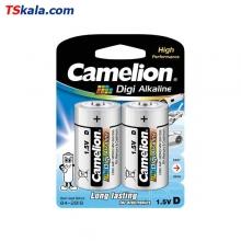 Camelion LR20|D Digi Alkaline Battery 2x | باطری سایز بزرگ