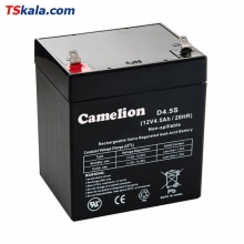 Camelion 12V/4.5Ah/20HR Sealed Lead Acid Battery | باطری سیلد لید اسید