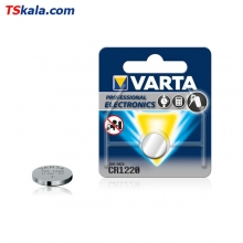 VARTA Lithium Button Cell - CR1220 1x | باطری سکه ای