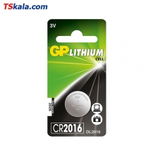 GP Lithium Button Cell – CR2016 1x | باطری سکه ای