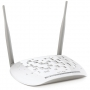 TP-LINK TD-W8961ND Wireless N300 ADSL2+ Modem Router | مودم روتر بیسیم تی پی لینک