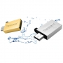 Transcend JetFlash 380S OTG USB2.0 Flash Drive - 16GB